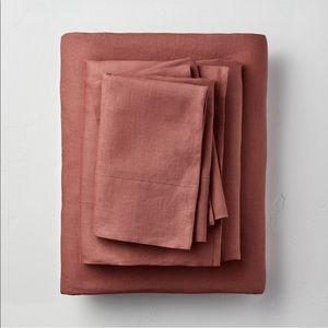 Casaluna linen sheet set Full